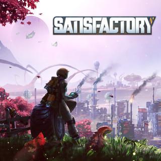 Постер Satisfactory